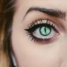 Kolorowe soczewki <3