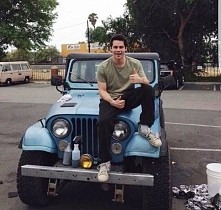 Stiles i Jeep