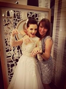 Moja suknia ślubna ;) jak o...