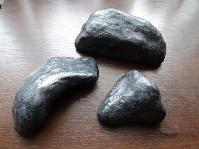 Super lekkie sztuczne kamienie