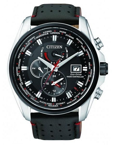 Męski zegarek wodoodporny 20 ATM Citizen AT9036-08E z systemem EcoDrive Możliwość zakupu, link w komentarzu :)