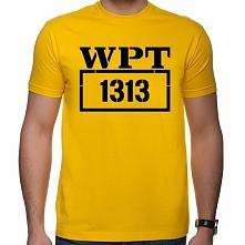 Koszulka Zmiennicy WPT 1313 męska i damska