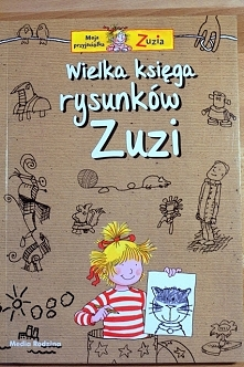Wielka księga rysunków Zuzi...