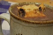 Islandzka zupa kakaowa