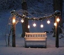 Ale piękne lampki!