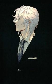 #anime#boy#anime_boy#white_...