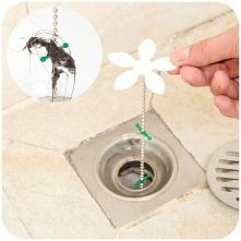 Idealny gadżet łazienkowy- koniec z zatykającymi się rurami ;)