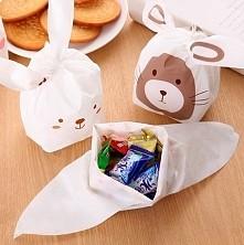 Słodkości zapakowane w taki...