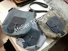 worek boho pracownia kaletnicza Fb/ Atelier Torebek