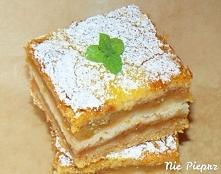 Szarlotka sypana, czyli… ciasto, bez użycia mikserów, robotów kuchennych i in...