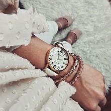 #beżowe_love  Uwielbiam biel połączoną z bielą ;*