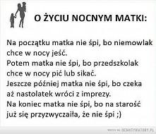 Życie nocne... :)