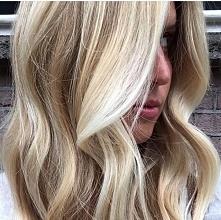 super blond :)