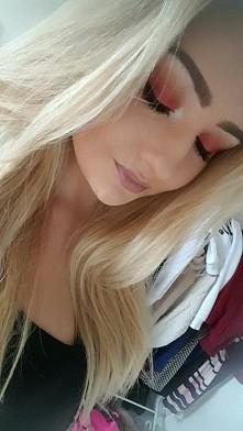 dzisiejszy makijaż