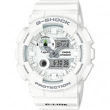 Męski zegarek G-shock Casio GAX-100A-7AER biały na pasku, wodoodporny i wstrząsoodporny Możliwość zakupu, link w komentarzu :)