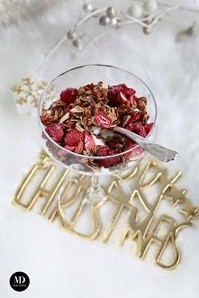 Przepiękny deser na Walentynki lub romantyczne spotkanie we dwoje. Zdrowy des...