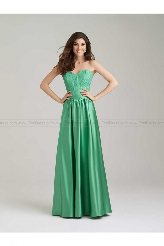 Allure Bridesmaid Dress Style 1461