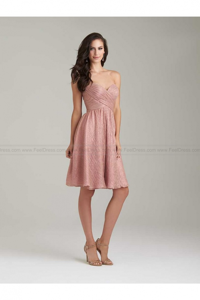 Allure Bridesmaid Dress Style 1473