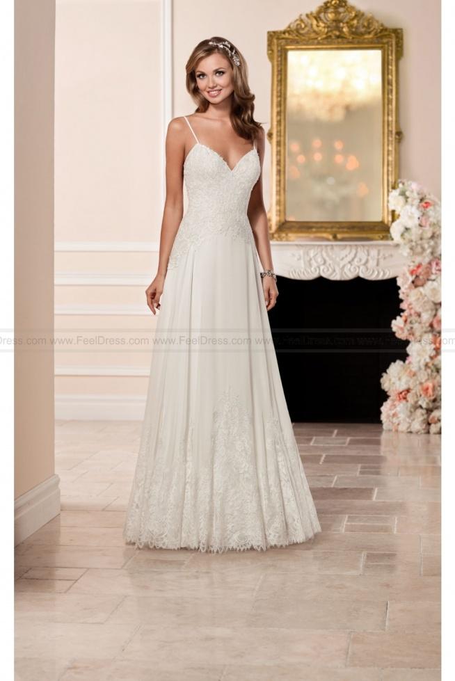 Stella York Sexy Lace Wedding Dress Style 6282