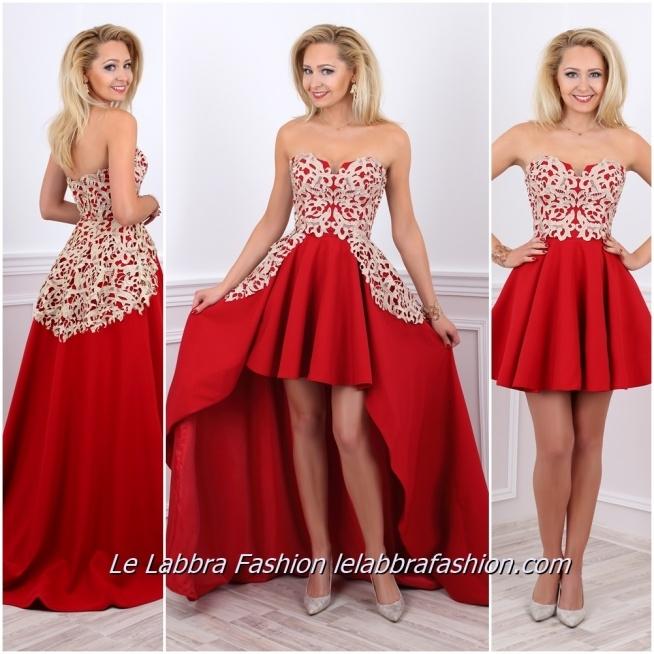 Le Labbra Fashion Kolekcja 2017 Model Serena Cudowna suknia