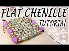 Flat Chenille Stitch Tutori...