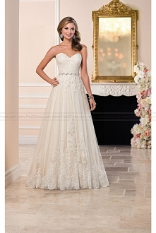 Stella York Tulle Wedding D...
