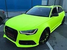 Audi RS6  Piękny kolor *.*