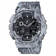 Męski zegarek G-shock Casio GA-100MM-8AER szary Możliwość zakupu, link w komentarzu :)