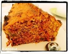 Ciasto buraczane z migdałami (po przepis kliknij na foto)