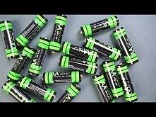 3 Sprytne Triki z Bateriami - m.in. własnoręcznie wykonany ogrzewacz do dłoni;)