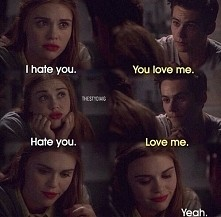 Lydia & Stiles