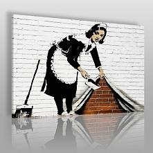 Banksy - Pokojówka - nowocz...