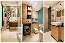 mała łazienka♥