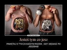 Jedz zdrowo :)