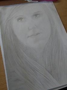 Jak oceniacie? Portret moje...