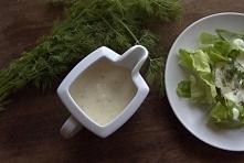 Sałata z sosem jogurtowo-musztardowym. Przepis po kliknięciu w zdjęcie