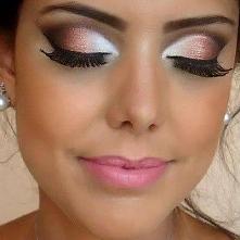 makijaż ślubny.... co sądzi...
