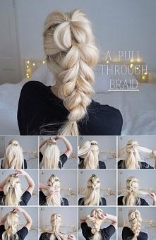 Bajeczna fryzura :)
