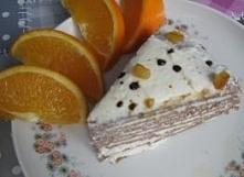 Naleśnikowy tort