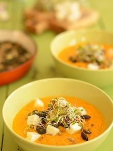 Marchewkowa zupa FIT