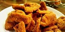 Złociste nuggetsy  Każdy z nas zna złociste smakołyki z piersi kurczaka. Są n...