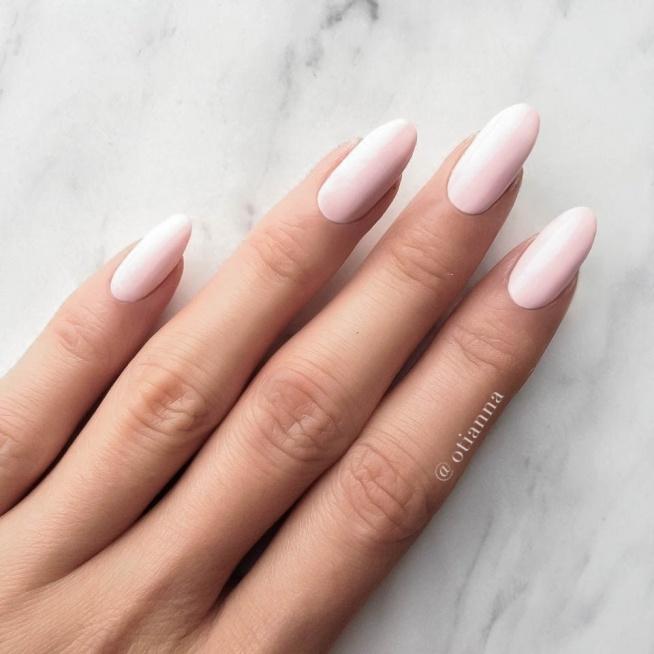 my pink nails ❤