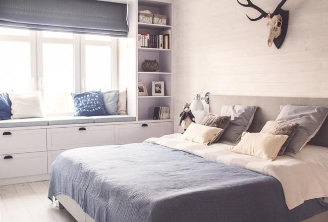 Mała Sypialnia Na Wnętrza Zszywkapl