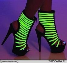 Neonowe buty *.*