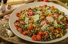 salatka z soczewica