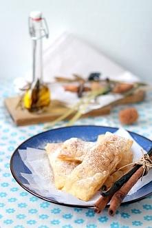 Mpourekakia - greckie ciast...