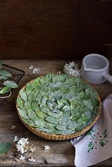 Tarta miętowa - z bloga Every Cake You Bake
