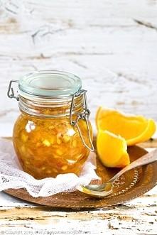 Smażona skórka pomarańczowa - z bloga Every Cake You Bake