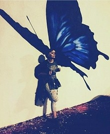 Little Butterfly Paris Jackson *^*