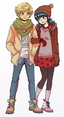 Mari x Adrien